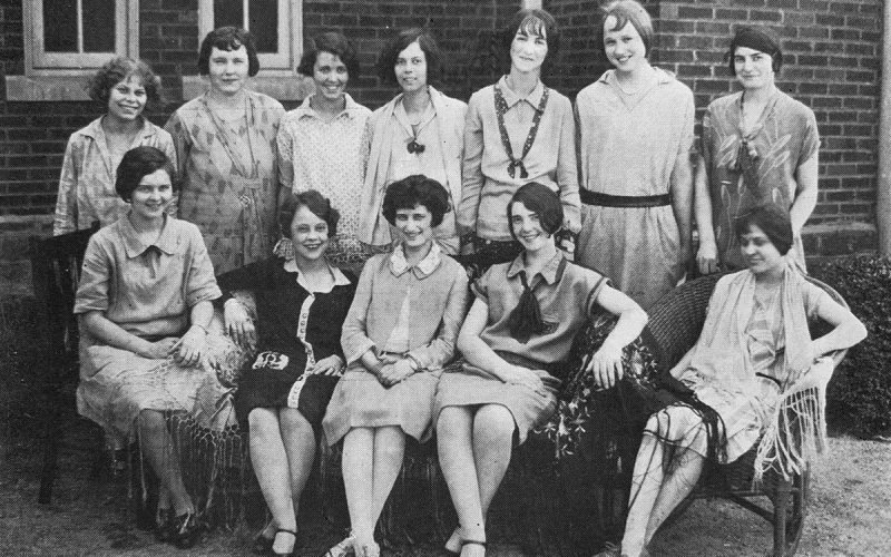 Las Toreras 1927 Shades Cahaba