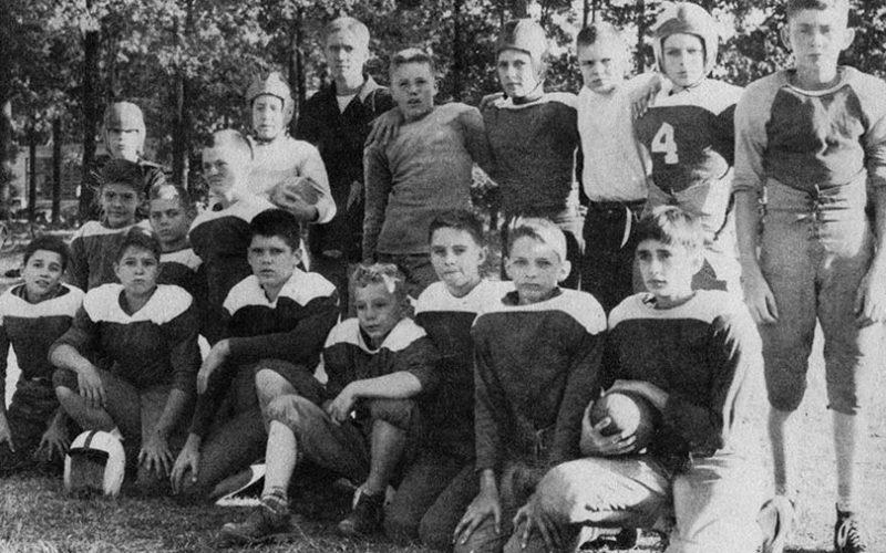1951 Football Team