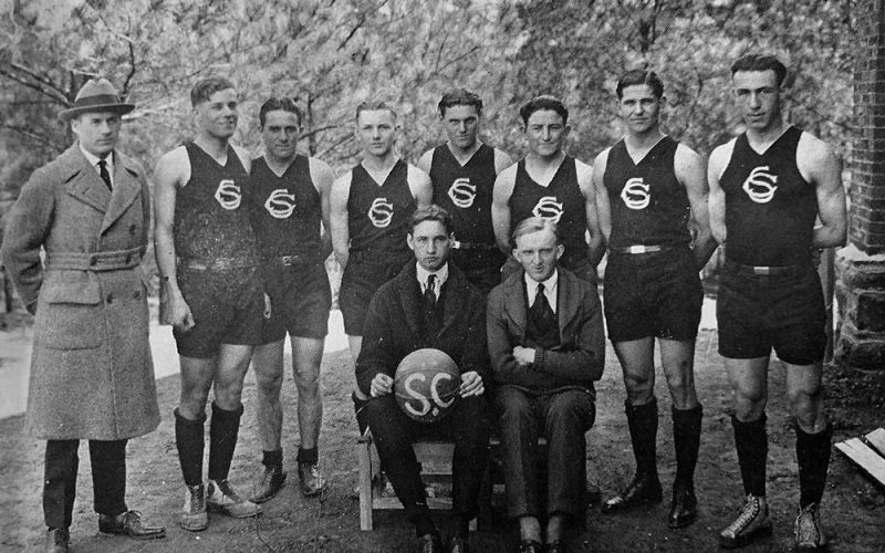 1922 Boys Basketball Shades Cahaba High School
