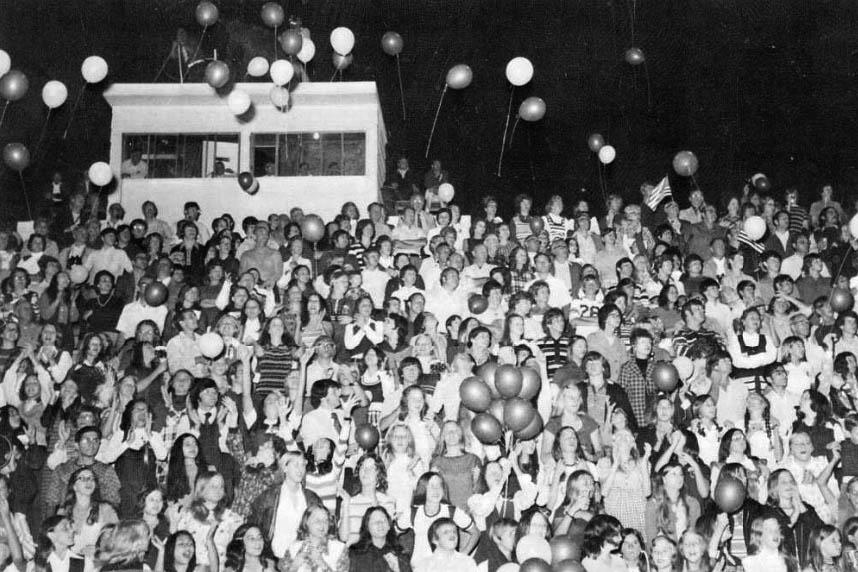 Waldrop Stadium 1973