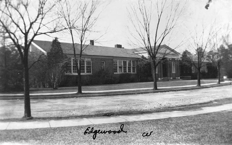 Edgewood School 1959