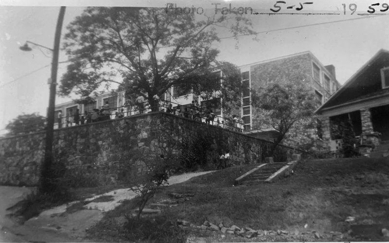 Rosedale School 1959