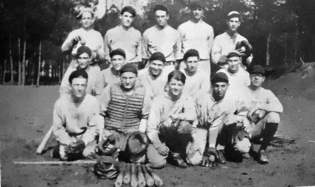 1926 & 1927 Baseball Teams