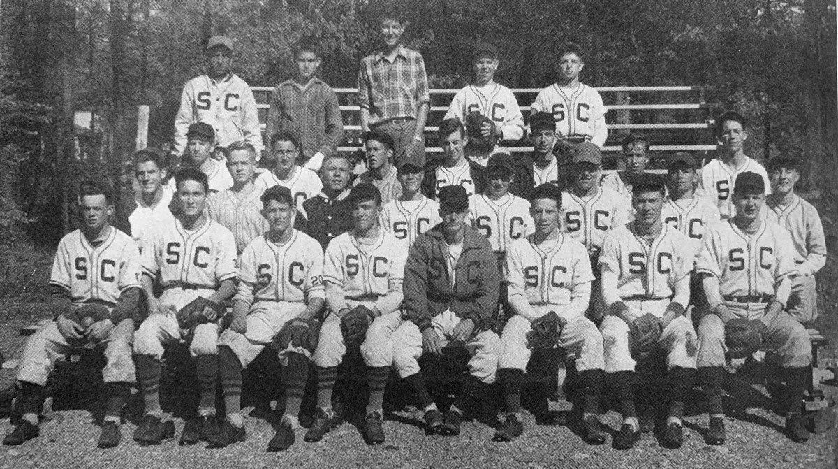 1945 Baseball Team Shades Cahaba High School