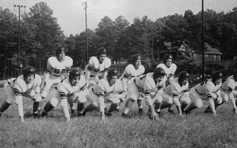 1945 Football Team