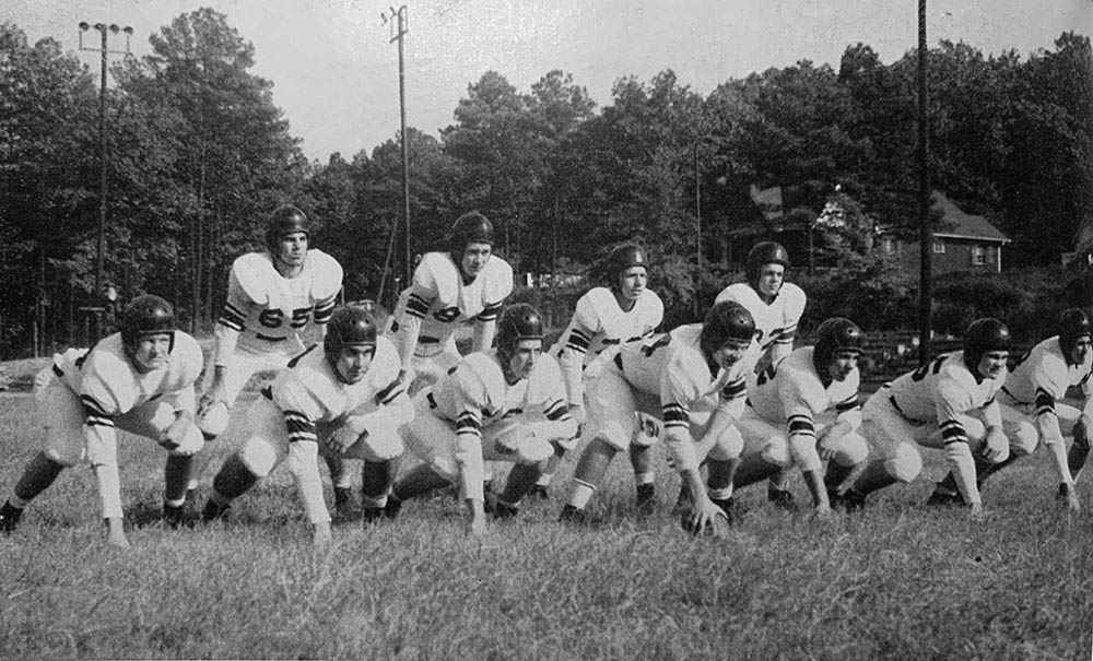 The 1945 Football Team